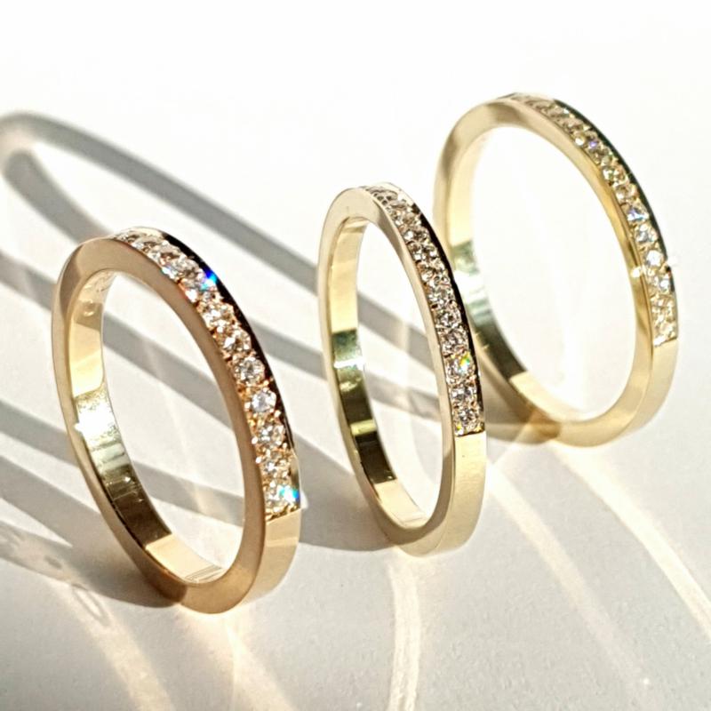Diamanten Alliance Ringen