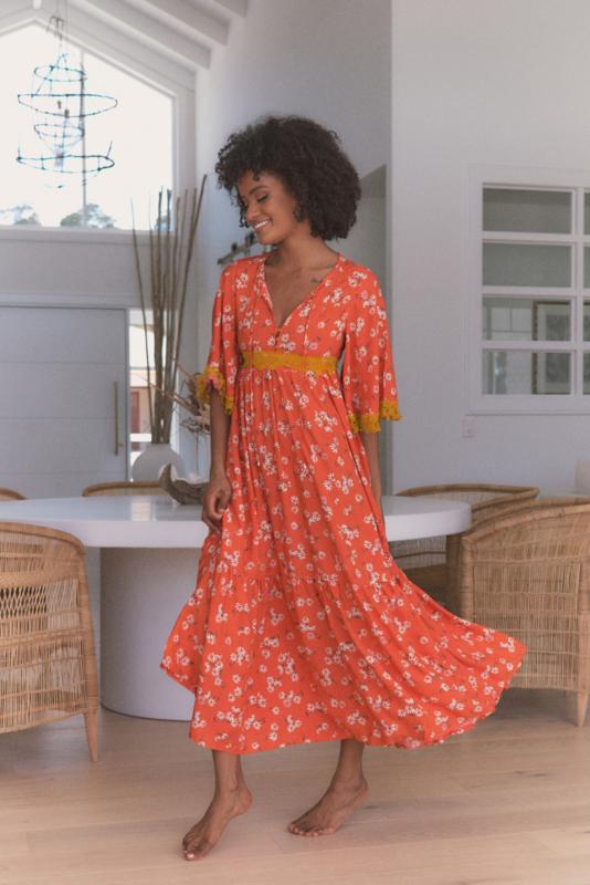 Maxi Dress DAYSY
