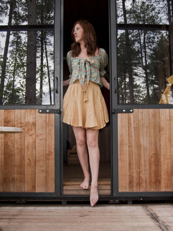 Skirt FLEUR