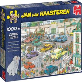 Jan van Haasteren Gaat Winkelen 1000 Stukjes