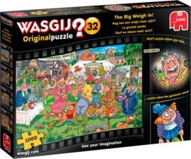 Wasgij Original 32 The Big Weigh 1000 Stukjes