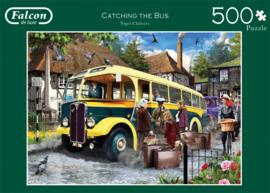 FALCON Catching The Bus 500 Stukjes
