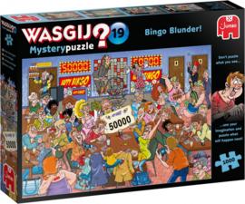 Wasgij Mystery 19 Bingo Blunder 1000 Stukjes
