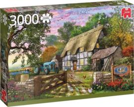 The Farmer`s Cottage Jumbo 3000 Stukjes