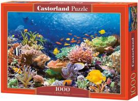 Castorland Coral Reef Fishes 1000 Stukjes