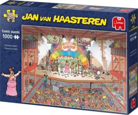 Jan van Haasteren Het Songfestival 1000 Stukjes