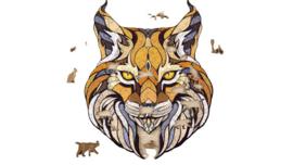 Eco Wood Art Lynx 139 Stukjes