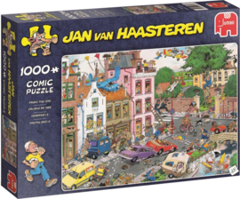 Jan van Haasteren Vrijdag De 13e 1000 Stukjes