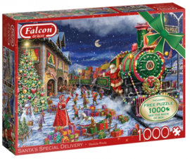 Falcon Santa`s Special Delivery 2000 Stukjes