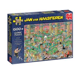 Jan van Haasteren Krijt Op Tijd 1500 Stukjes