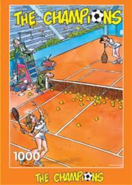 The Champions - Alle Ballen 1000 Stukjes