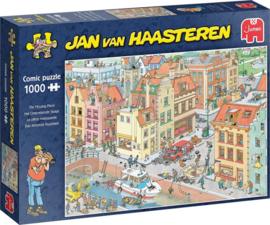 Jan van Haasteren Het Ontbrekende Stukje 1000 Stukjes