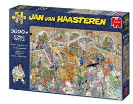 Jan van Haasteren Rariteitenkabinet 3000 Stukjes