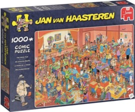 Jan van Haasteren De Goochelbeurs 1000 Stukjes
