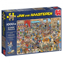 Jan van Haasteren NK Puzzelen 1000 Stukjes
