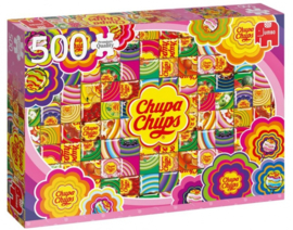 JUMBO Chupa Chups Colourful 500 stukjes
