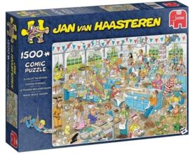 Jan van Haasteren Taartentoernooi 1500 Stukjes