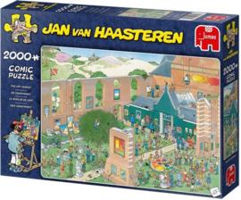 Jan van Haasteren The Artmarket 2000 Stukjes