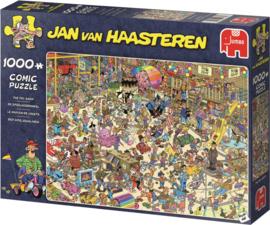 Jan van Haasteren De Speelgoedwinkel 1000 Stukjes
