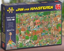 Jan van Haasteren Sprookjesbos 1000 Stukjes