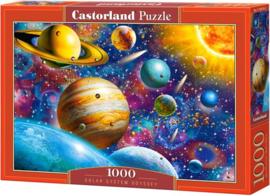 Castorland Solar System Odyssey 1000 Stukjes