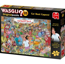 Wasgij Original 35 Car Boot Capers 1000 Stukjes