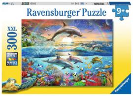 Ravensburger Dolfijnenparadijs 300 XXL