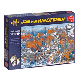 Jan van Haasteren Zuidpool Expeditie 1000 Stukjes
