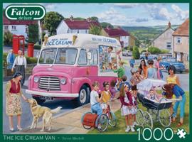 FALCON The Ice Cream Van 1000 Stukjes