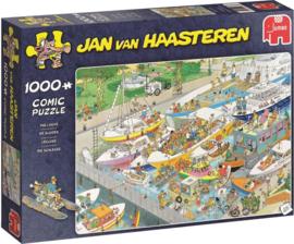 Jan van Haasteren De Sluizen 1000 Stukjes