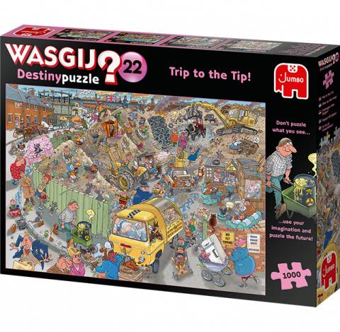 Wasgij Destiny 22 Trip To The Tip 1000 Stukjes