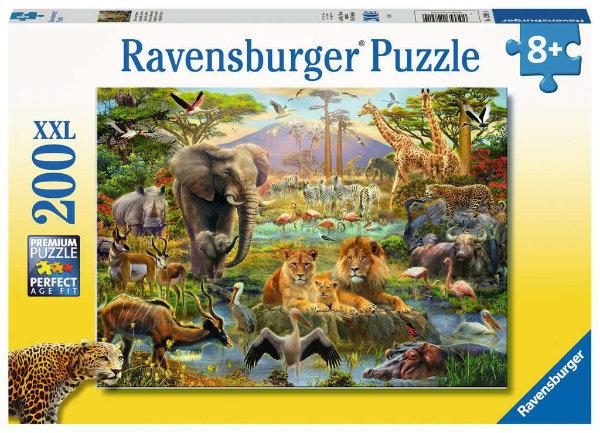 Ravensburger Dieren Van De Savanne 200 XXL