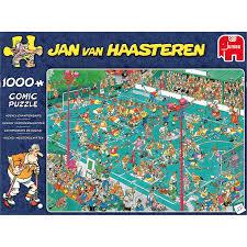 Jan van Haasteren Hockeykampioenschap 1000 Stukjes