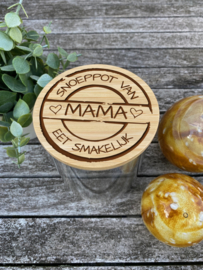 snoeppot mama/moederdag