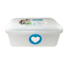 Babylove | Billendoekjesdoos| Billendoekjesbox| Baby doekjes houder | Vochtige billendoekjes doos