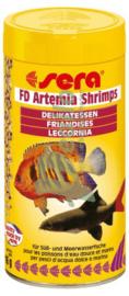 sera FD Artemia Shrimps 250ml