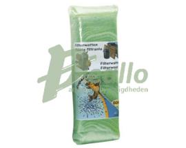 Filterwatten groen 500gr