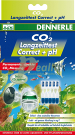 Dennerle CO2 LANGETERMIJNTEST CORRECT+ PH