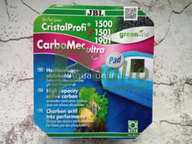 JBL CarboMec ultra Pad CristalProfi e1501 1502 1901 1902