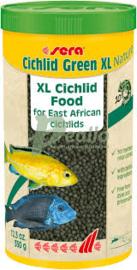 sera Cichlid Green XL 1L