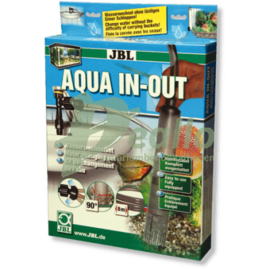 JBL Aqua In-Out Complete waterverversing set
