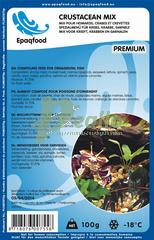 Diepvries Speciaalvoer voor kreeften,garnalen en krabben