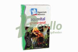 Aquarium munster aquavital granu-peat