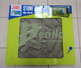 Juwel achterwand Stone lime