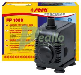 sera filter- en transportpompen FP 1000
