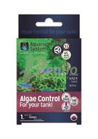 As algae control tegen blauw alg en vele andere algen soorten