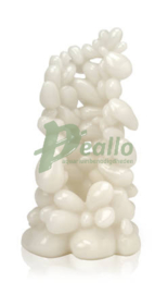 biOrb kiezelsteen ornament L wit
