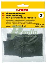 sera filterzakjes maat 2