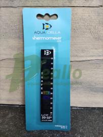 Universele plakt thermometer