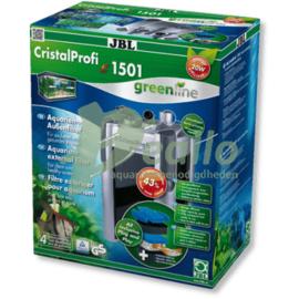 JBL CristalProfi e 1502 greenline aquariumfilter